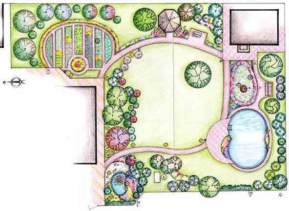 conception de jardin 2