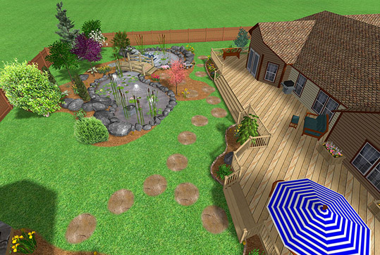 Gartengestaltung 3